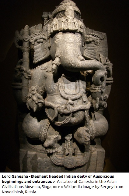 Ganesha_statue,_Asian_Civilisations_Museum_Singapore_-_20061231