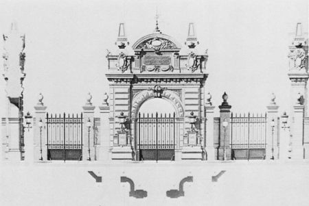 640px-palais_garnier_elevation_of_the_administration_building_entrance_gates_-_steinhauser_1969_plate17