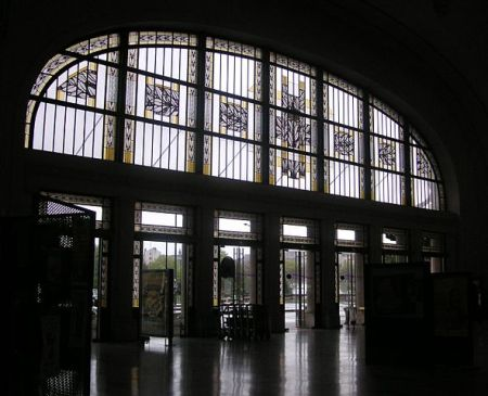 591px-limoges_001_art_nouveau_glass_at_railway_station