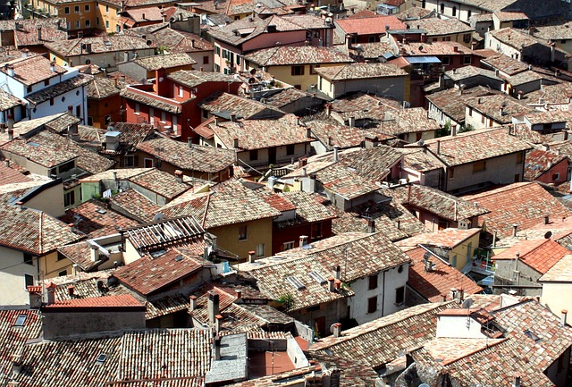 House Roofs Roofs Architecture Roofing Red Tile
