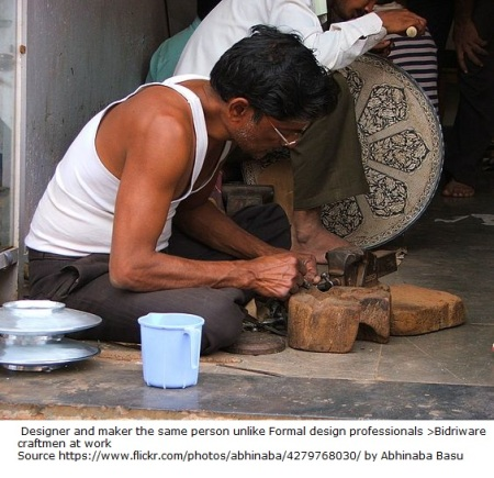 Bidri_craft,_craftmen_at_work