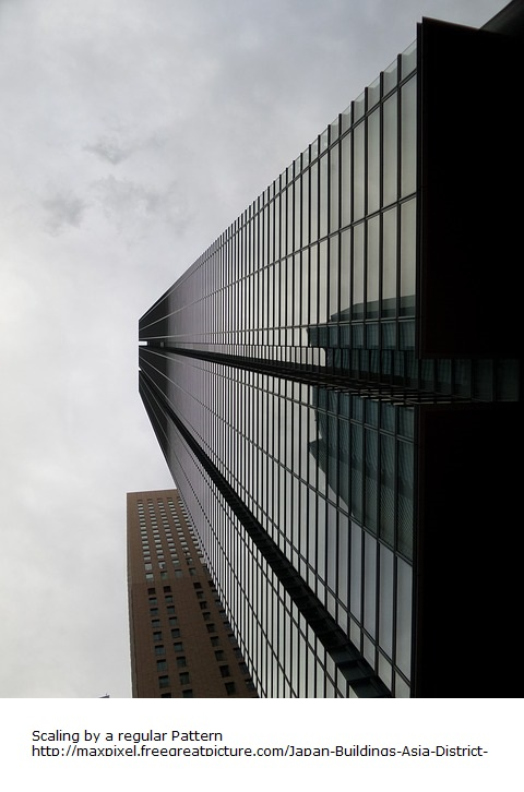 Japan Buildings Asia District Geometry Shiodome