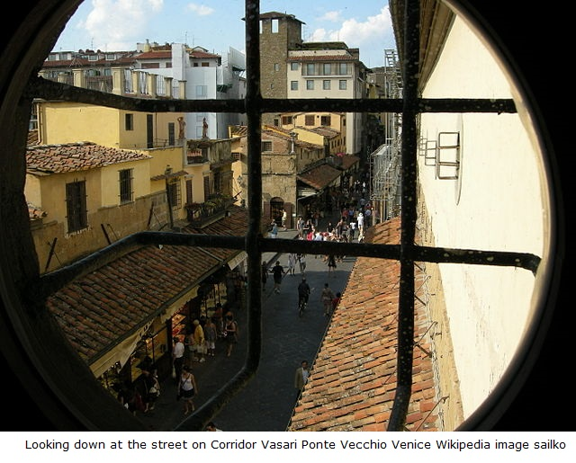 Corridoio_vasariano,_veduta_di_ponte_vecchio_01