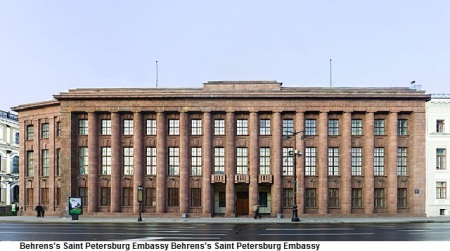 14 Behrens's Saint Petersburg Embassy